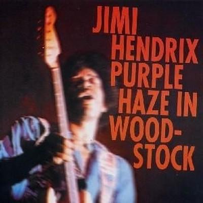 audio cd jimi hendrix purple haze in woodstock. Black Bedroom Furniture Sets. Home Design Ideas