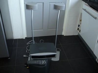 Audio Bose 321 Home Cinema