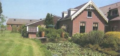 Vastgoed prachtige vrijstaande woning te huur in alphen for Vrijstaande boerderij te huur gelderland
