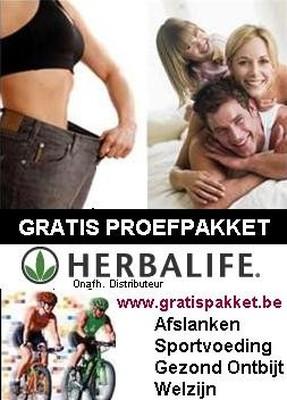 gratis dieet proefpakket