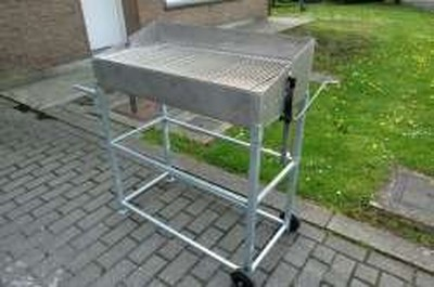 Verwonderend tuin en tuinmachines - Barbeque te koop - Advertenties.com GQ-77