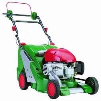 Grasmaaier benzine gebruikt te koop