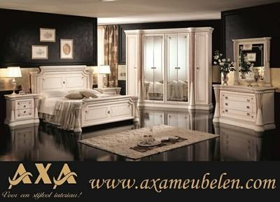 Italiaanse Hoogglans slaapkamers bedden kasten AXA meubelen