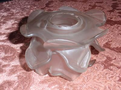 antiek - Glazen lampenkapjes - Advertenties.com