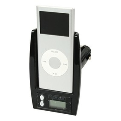 audio k nig fm transmitter voor 2g ipod nano. Black Bedroom Furniture Sets. Home Design Ideas