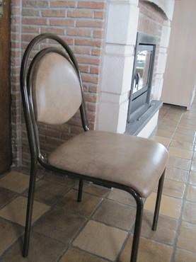Meubelen keukentafel met 4stoelen for Keukentafel en stoelen