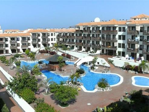Vakantie 2 luxe appartementen tenerife zuid vlak aan zee for Luxe vakantie appartementen