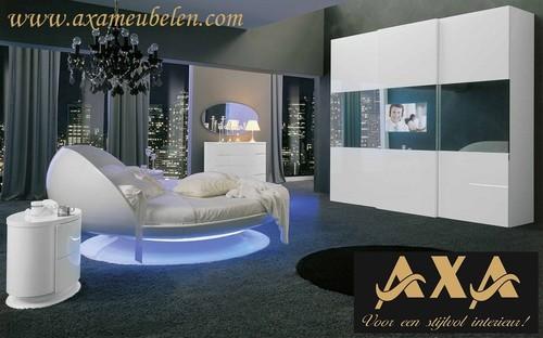 Slaapkamer Compleet Breda : meubelen - Ronde slaapkamers moderne ...