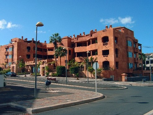 Vakantie tenerife riant appartement in palm mar for Appartement tenerife