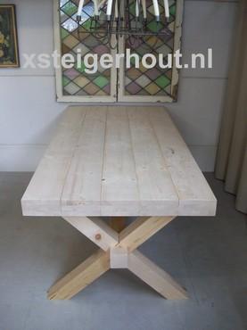 Steigerhout bouwpakket monster