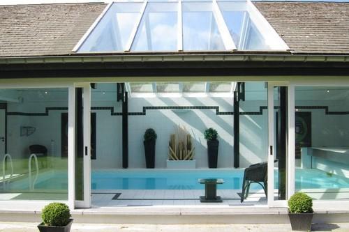 Vakantie luxe villa te spa met binnenzwembad ardennen for Villa met zwembad te huur