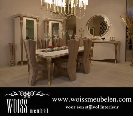Meubelen nieuwe model prachtige set hoogglans woiss woonkamer meubel - Model woonkamer ...