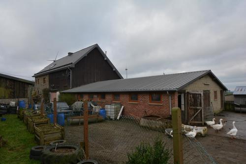 Vastgoed boerderij met stal op grond in de eifel - Boerderij luxemburg ...